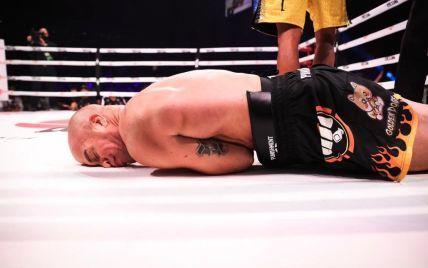 """""""Еще так никогда не роняли"""": легенда UFC """"вырубил"""" именитого американца сумасшедшим ударом в челюсть (видео)"""