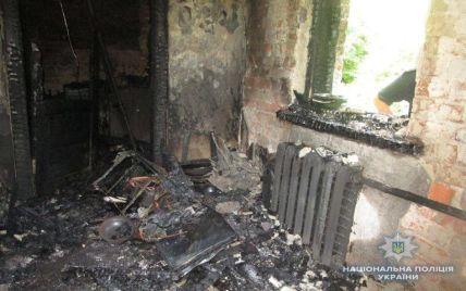 На Киевщине мужчина изнасиловал и сжег пенсионерку