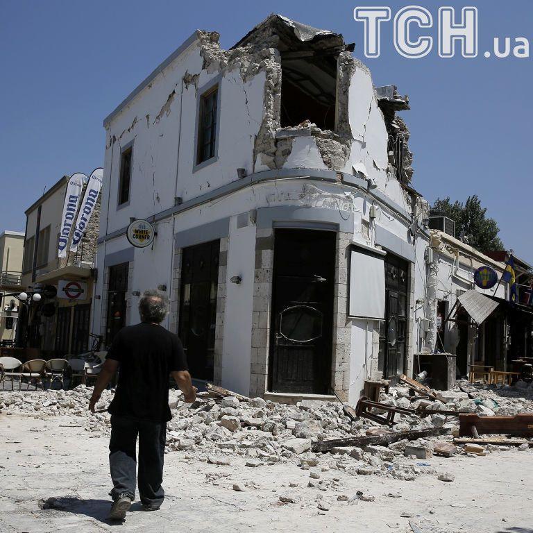 Яким країнам Європи загрожують потужні землетруси. Інфографіка