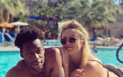 Свитолина и Монфис женятся: лучшие фото главной пары мирового тенниса и история любви
