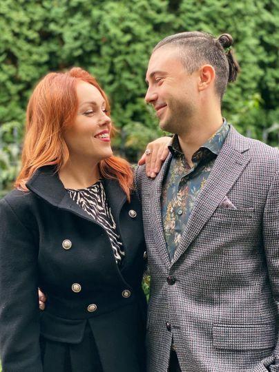 Alyosha і Тарас Тополя / © Instagram Тараса Тополи