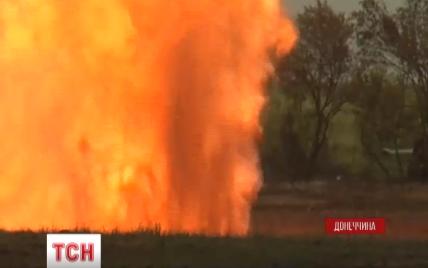 В результате обстрела Мариуполь и Бердянск остались без газа