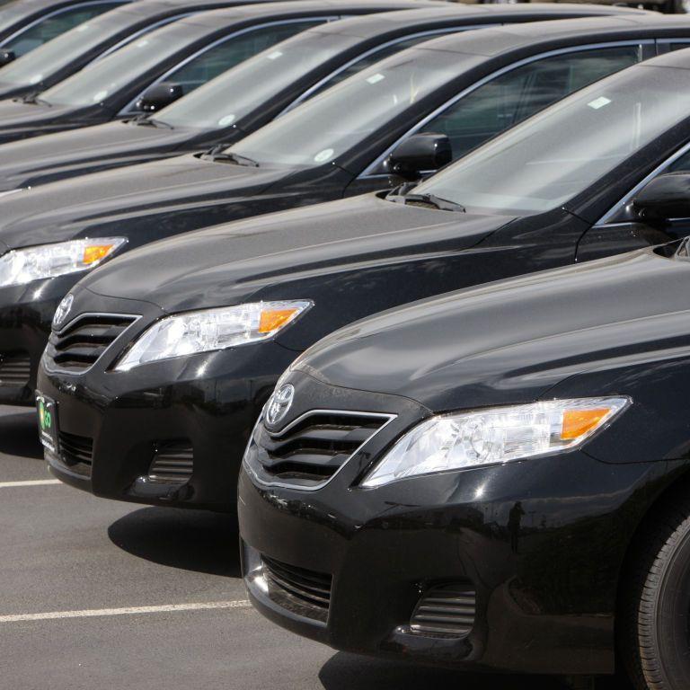 Верховная Рада планирует закупить автомобилей на 18 млн грн