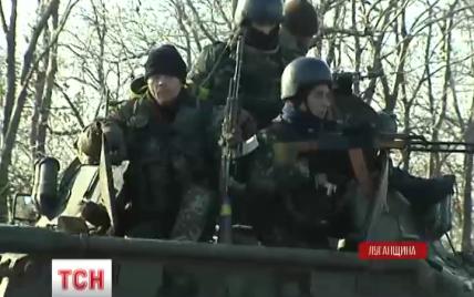 Після багатогодинного бою військові залишили 31-й блокпост на Луганщині