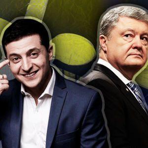 Почти 75% украинцев хотят видеть дебаты между кандидатами в президенты