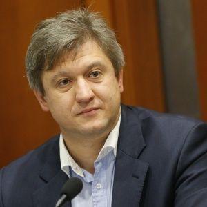 Данилюк анонсував подання до Ради президентського законопроекту щодо незаконного збагачення