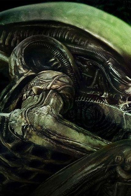 """Биомеханическое искусство. Как художник Ганс Гигер изменил мир научной фантастики, создав """"Чужого"""""""