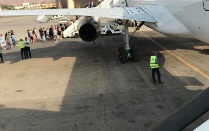 Попрощалась із чоловіком та молилась: українка розповіла про аварійну посадку літака після відпочинку в Єгипті