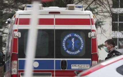 В Польше столкнулись микроавтобус с грузовиком: среди погибших в аварии — украинцы
