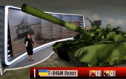 Победа Украины - компьютерная система определила лучший танк мира