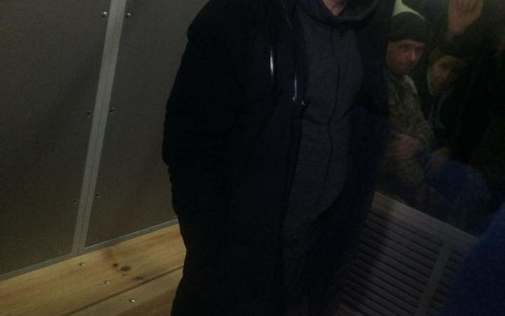 В Чернигове приступают к рассмотрению меры пресечения Корбану / © Фото Валерии Ковалинской/ТСН