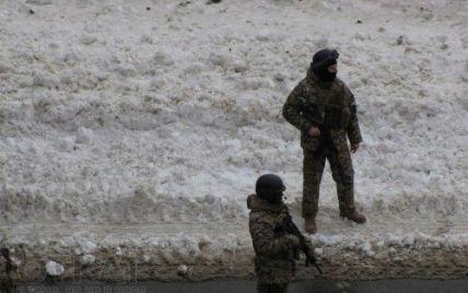 Під Кримським бойовики напали на блокпост нацгвардійців
