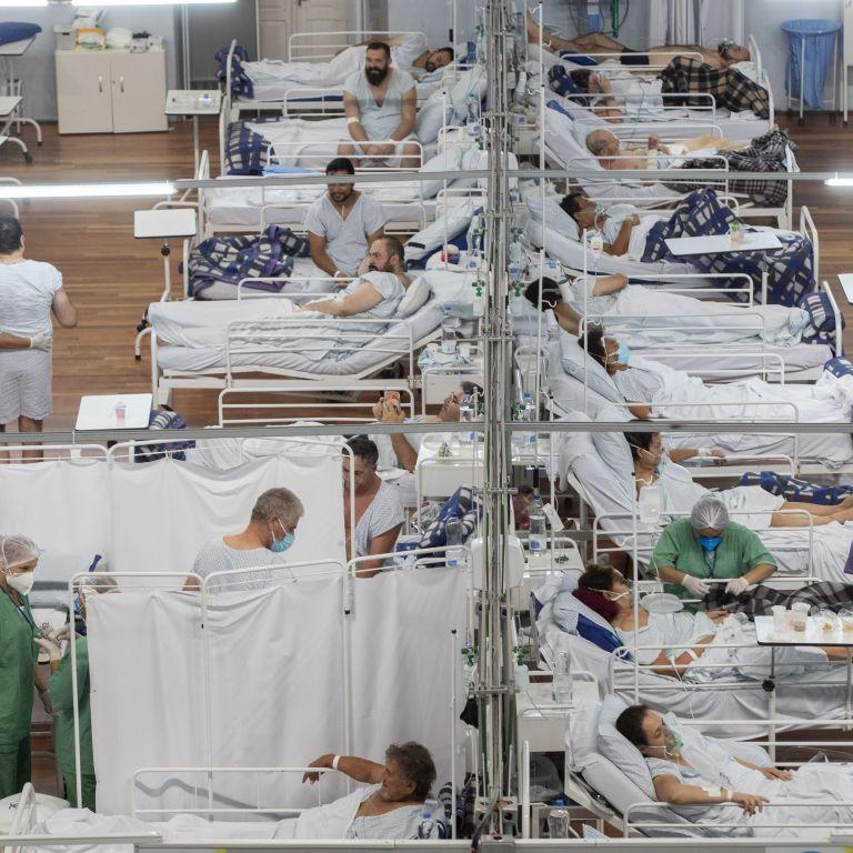 "Штам коронавірусу ""Лямбда"": над світом нависла нова загроза"