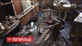 В Киеве загорелся жилой дом после ремонта отопления