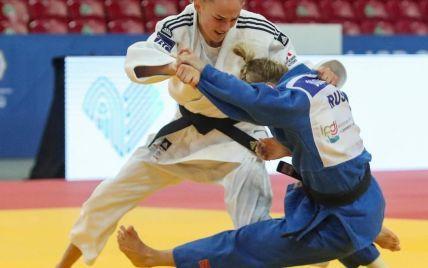 Дзюдоїстка Білодід наблизила Україну до першої медалі на Олімпіаді-2020