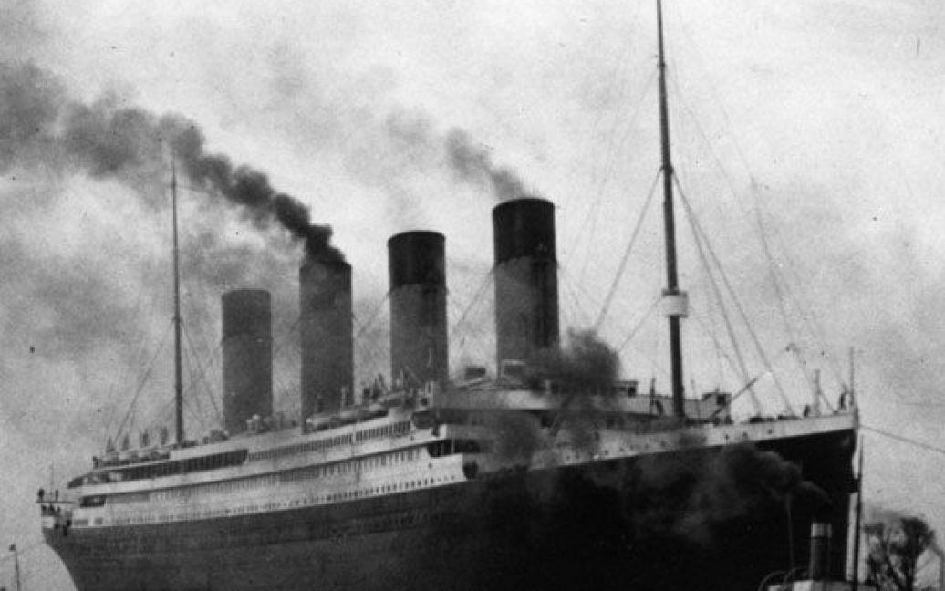 """Історія """"Титаніка"""" лягла в основу багатьох фільмів та книжок / ©"""