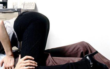 Більше половини жінок готові на секс заради кар'єри
