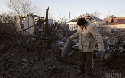 В зоне АТО ночь прошла без нарушений, саперы борются с последствиями трагедии в Сватово