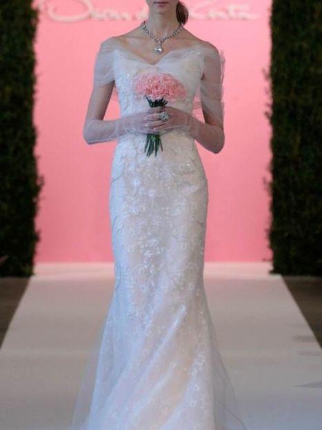 Свадебная коллекция Oscar de la Renta, весна-2015 / ©