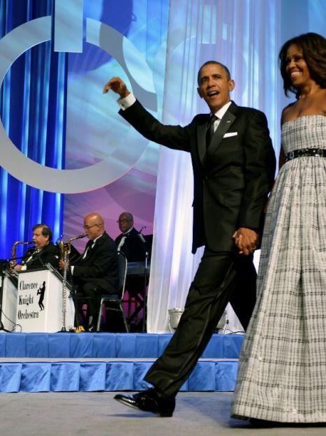 Барак и Мишель Обама / © Getty Images/Fotobank