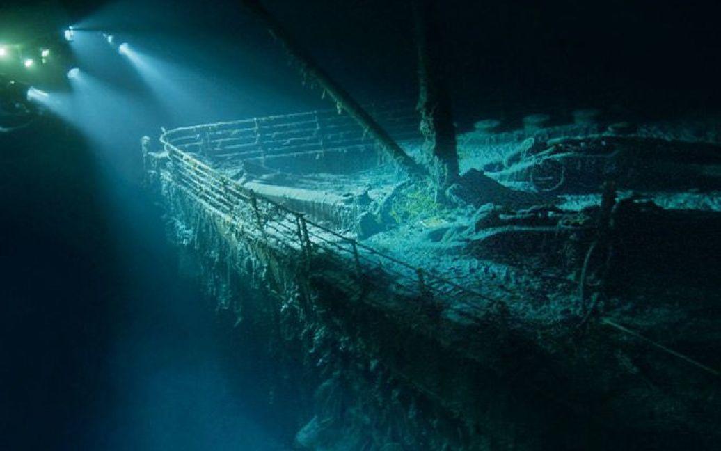 Кияни зможуть побачити Титанік / © nationalgeographic.com