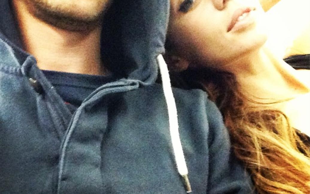 Сєдокова в захваті від нового коханого і порівнює його з Jay Z / © Instagram