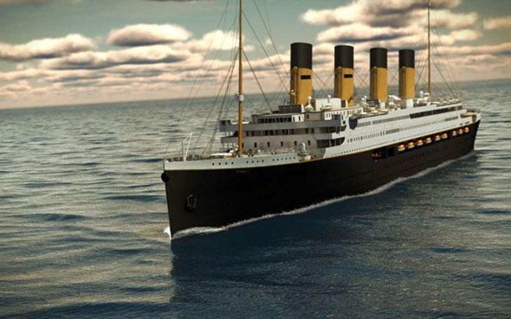 Кияни зможуть побачити Титанік / ©
