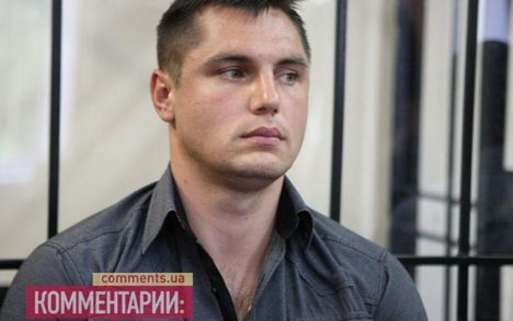 Михайло Пшук зізнався у побитті журналістів / © Комментарии