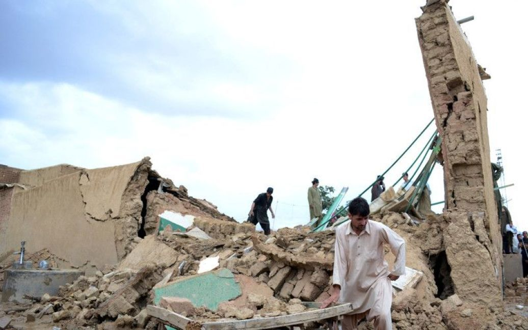 Наслідки повені в Пакистані / © Фото EPA/UPG