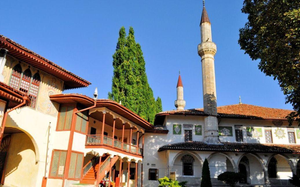Ханский дворец в Бахчисарае - бесценный памятник истории и культуры / © uafacts.com