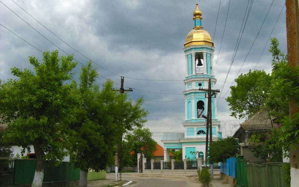 Вилковчане преимущественно ходят в старообрядческую церковь / © citypics.ru