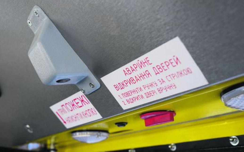 У громадському транспорті встановлюють камери / © vesti.ua