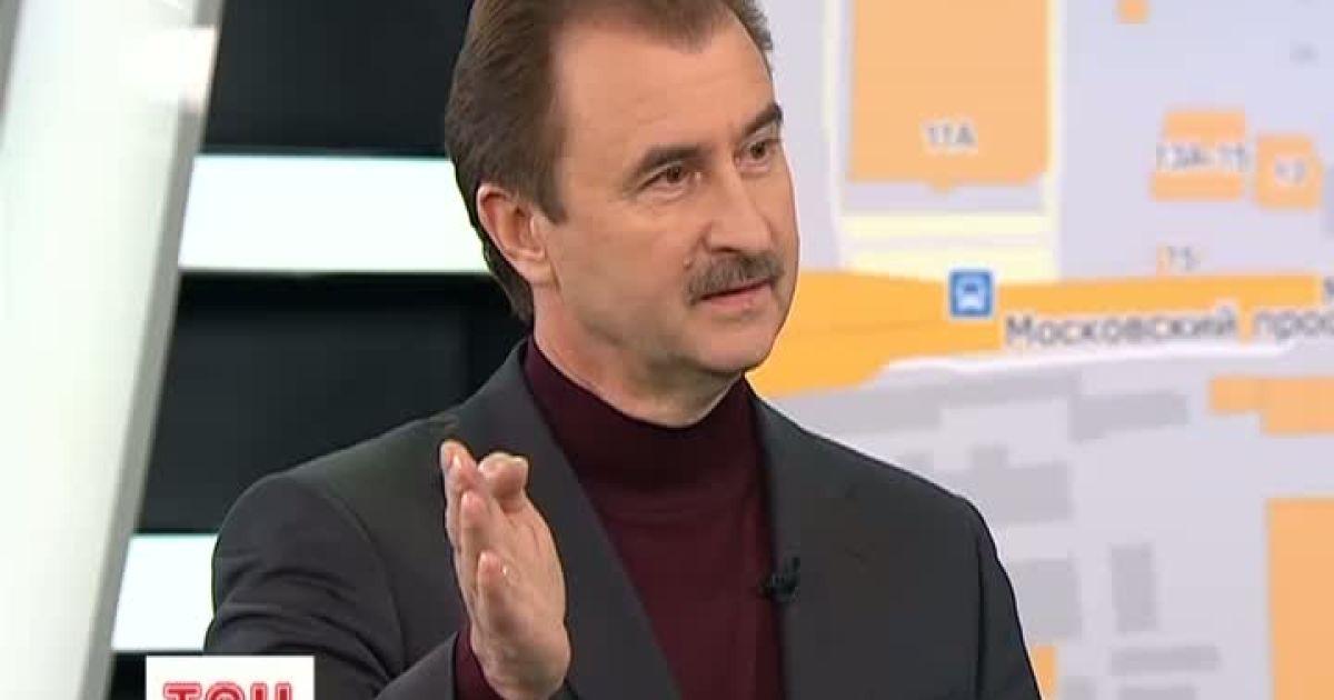 Олександр Попов відповів на питання студії ТСН