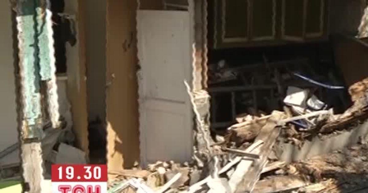 Будинок київської вчительки на Печерську зруйнували