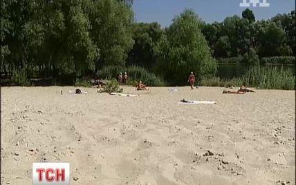 """На """"фатальному"""" озері в Києві два дні поспіль тонули молоді чоловіки"""