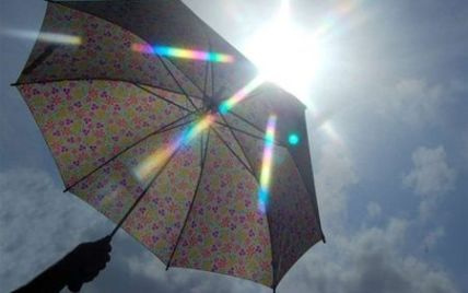 Синоптики обіцяють на вихідні теплу погоду
