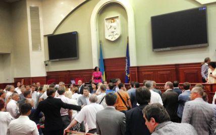 Столичні профспілки вимагають розблокування Київради