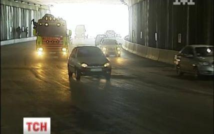 Головні автомобільні дороги Києва хочуть сховати під землю