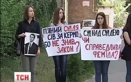 У Києві помічник судді, який збив на смерть 18-річного студента, не визнає свою провину