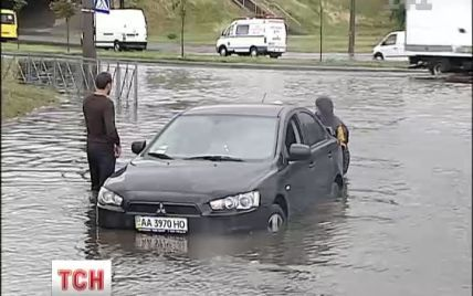 Через зміну клімату в Києві затопить залізницю, а люди ходитимуть по коліна у воді - інженер