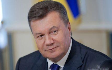 """""""Фантазії"""" Януковича в інтерв'ю російським журналістам: напад на кортеж та хто винен у розгоні Майдану"""