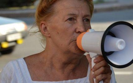У Запоріжжі активістку кинули до психлікарні та колять невідомі препарати