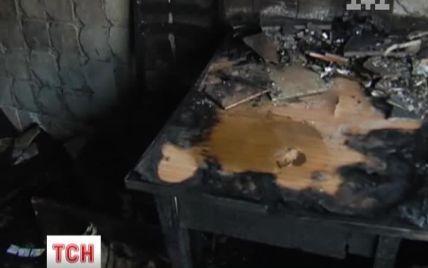 Смерть і пожежа завітали до київської квартири з інтервалом в один день