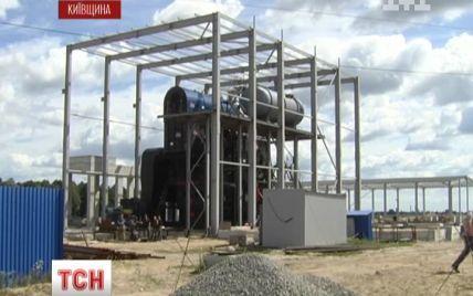 Під Києвом будують екологічно небезпечну електростанцію: місцеві у паніці
