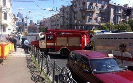 Постраждалий під час вибуху в Києві 21-річний робітник отримав 92% опіків тіла