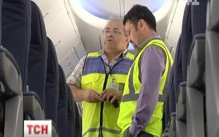 """Аеропорт """"Бориспіль"""" поповнився новеньким та надсучасним """"Боїнгом"""""""