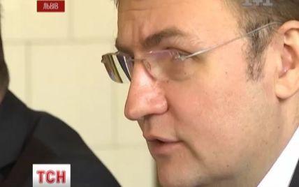 Чоловіку, який вдарив мера Львова ногою, загрожує п'ять років в'язниці
