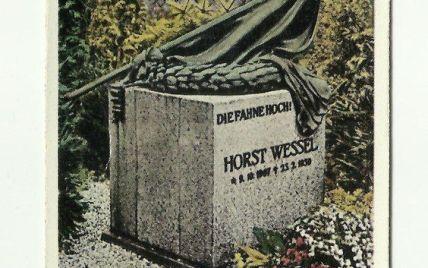 У Берліні знищили могилу нацистського поета