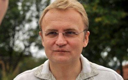 Мер Львова після двох нападів залишився з розбитою губою