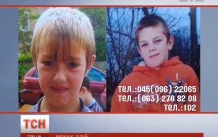 Під Києвом зникли двоє хлопчиків